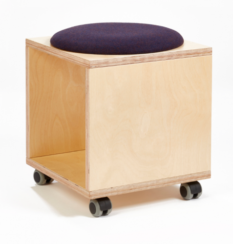 Platforms Box Stool