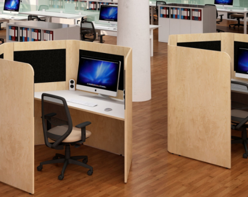 SoloScape Work Booths