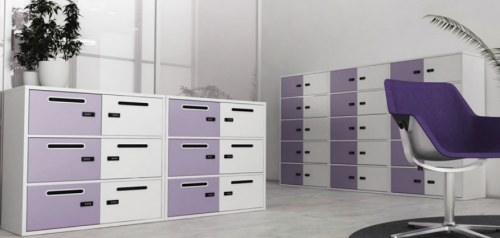 M:Line Personal Lockers