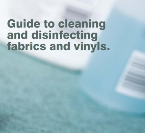 Guide to Cleaning Fabrics