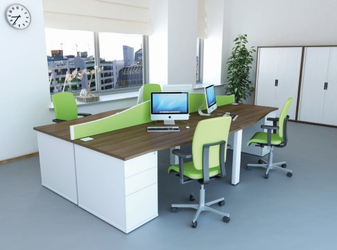 Pure Desks And Workstations