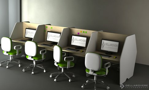 Call Centre Desks