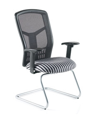Hybrid Visitor Chair