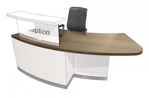 Classic Reception Desks
