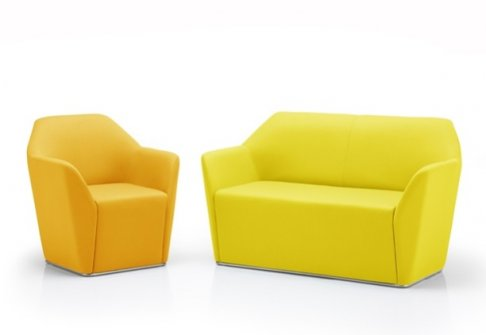 Chamfer Soft Seating