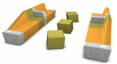 Lokki Modular Seating