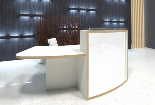 Light Reception Desks