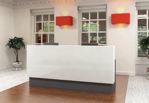 E VOKE Reception Desks