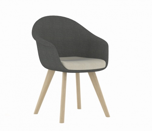 Dove Breakout Chair