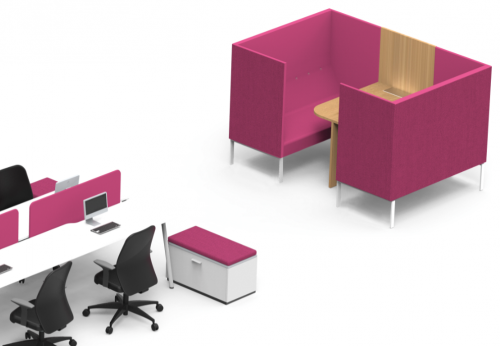 Metrix Modular Seating
