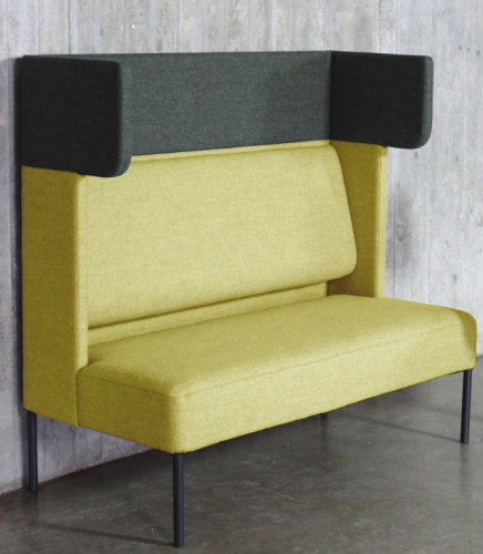 FourUs Booths and Sofas