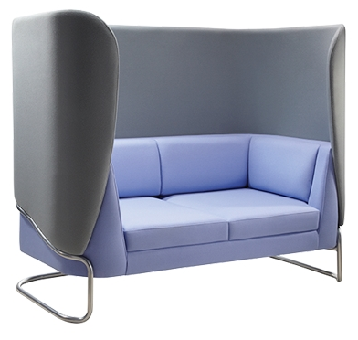 Nook High Back Soft Seating