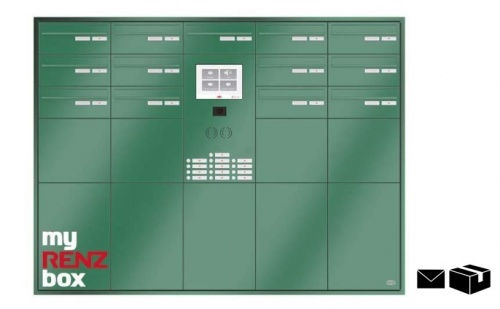 Intelligent Parcel Lockers