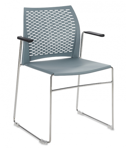 Xpresso Perforated Visitor Chair