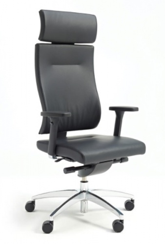 Vibe Plastic Back Chair