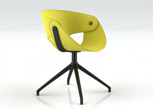 Flat Visitor & Meeting Chair