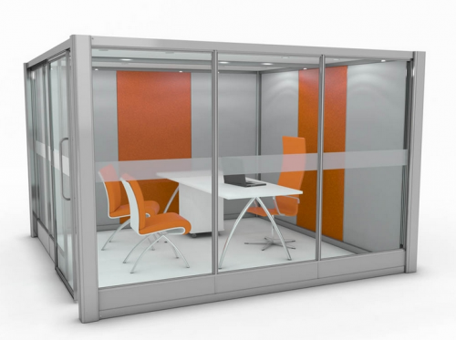 Quiet Space Office Pods