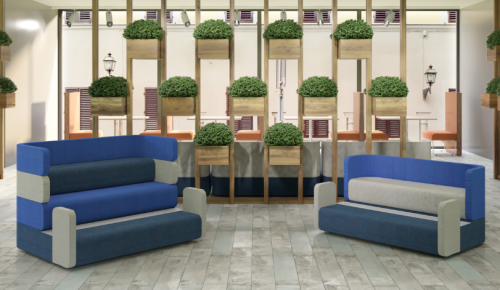 Plaza Soft Seating