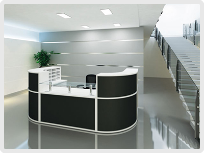 Reception Desks | Reception Counters