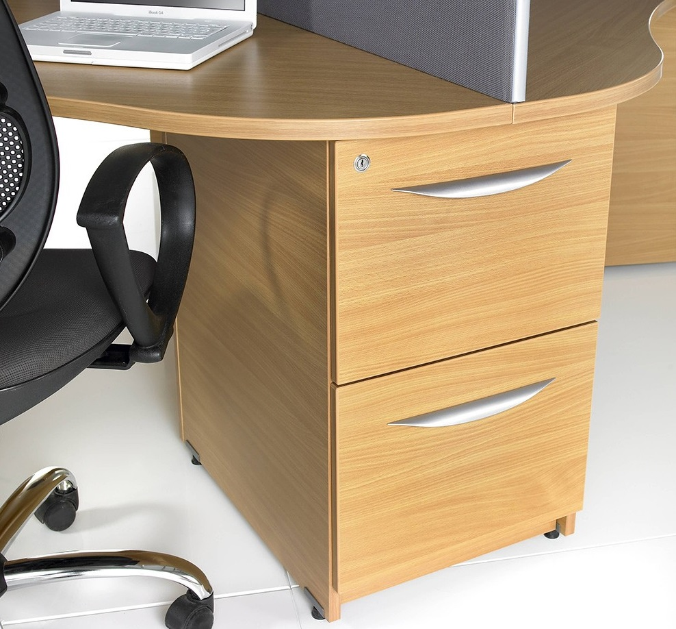 Circular Call Centre Desks : Genesys Office Furniture