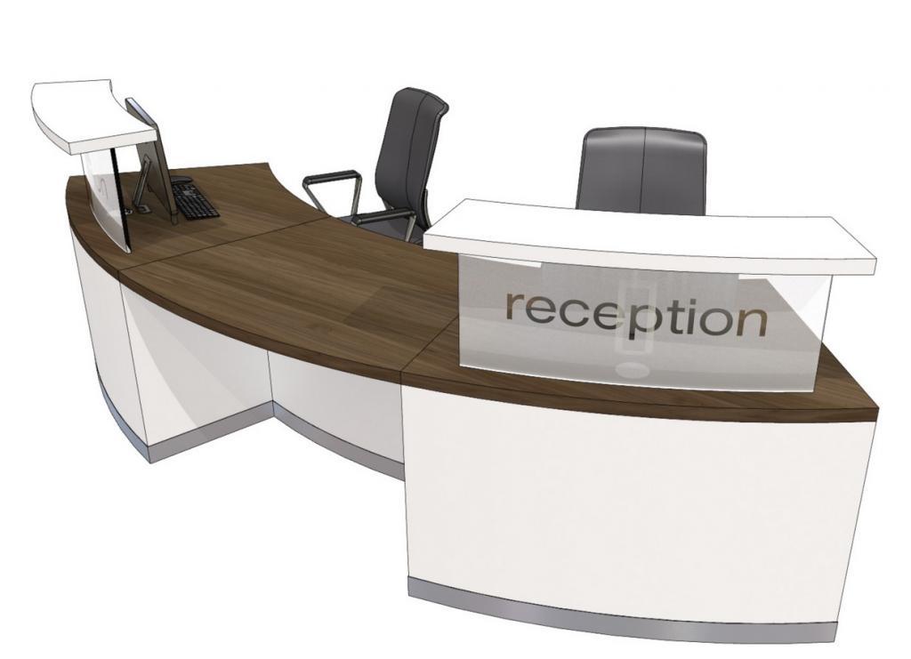 Classic Reception Desks