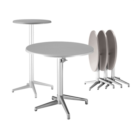 Click Flip/Stacking Tables