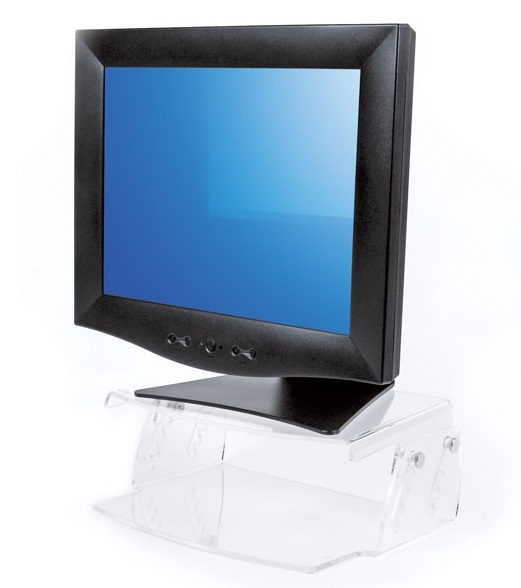 Dataflex 49.550 | HA 550 Height Adjustable LCD Monitor Stand