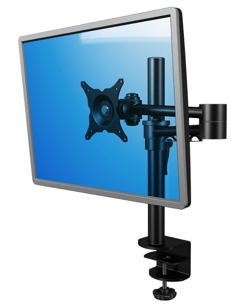 Dataflex 52.213 Single Monitor Arm - Black