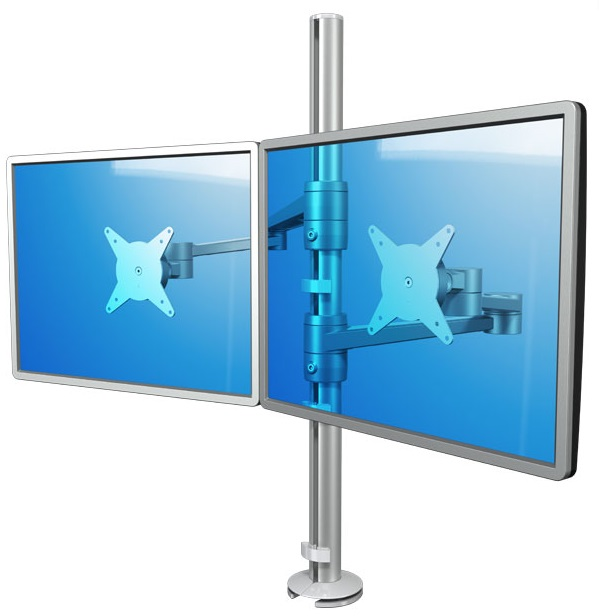 Dataflex 58.142 | Dual Monitor Arm | Double Monitor Arm