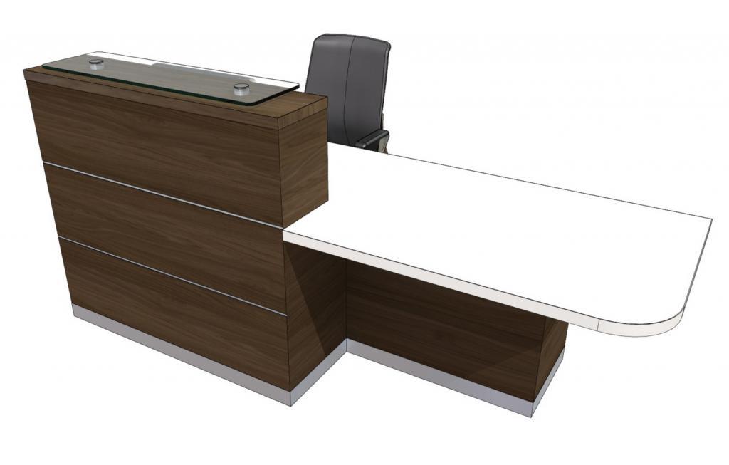 Eclypse Reception Desks Counters