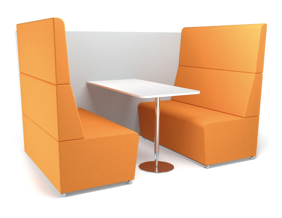 fifteen diner units fifteen pod units genesys office furniture