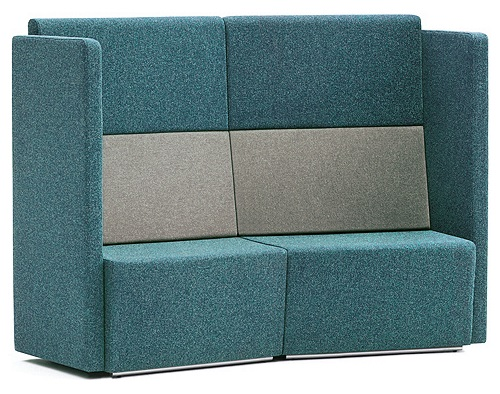 Fifteen High Back Soft Seating