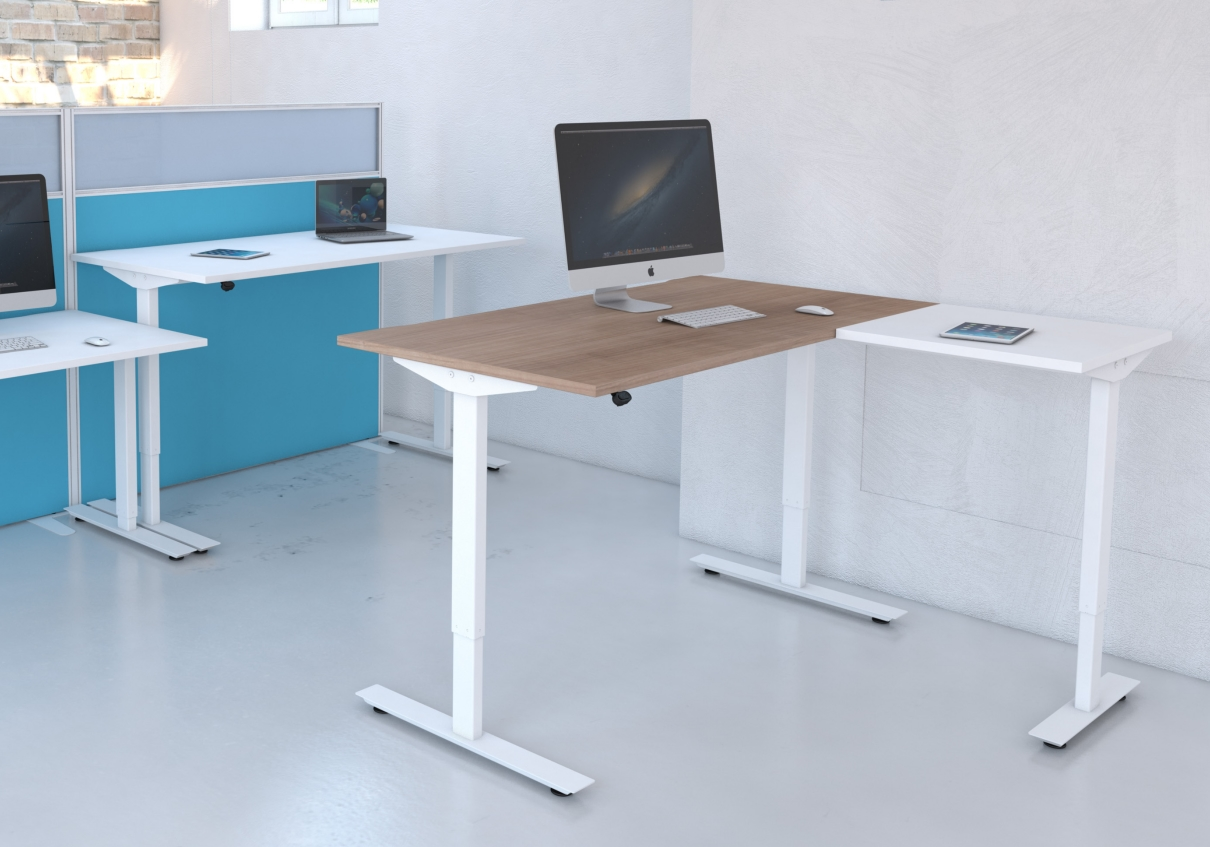 Freedom Lite Sit Stand Desk