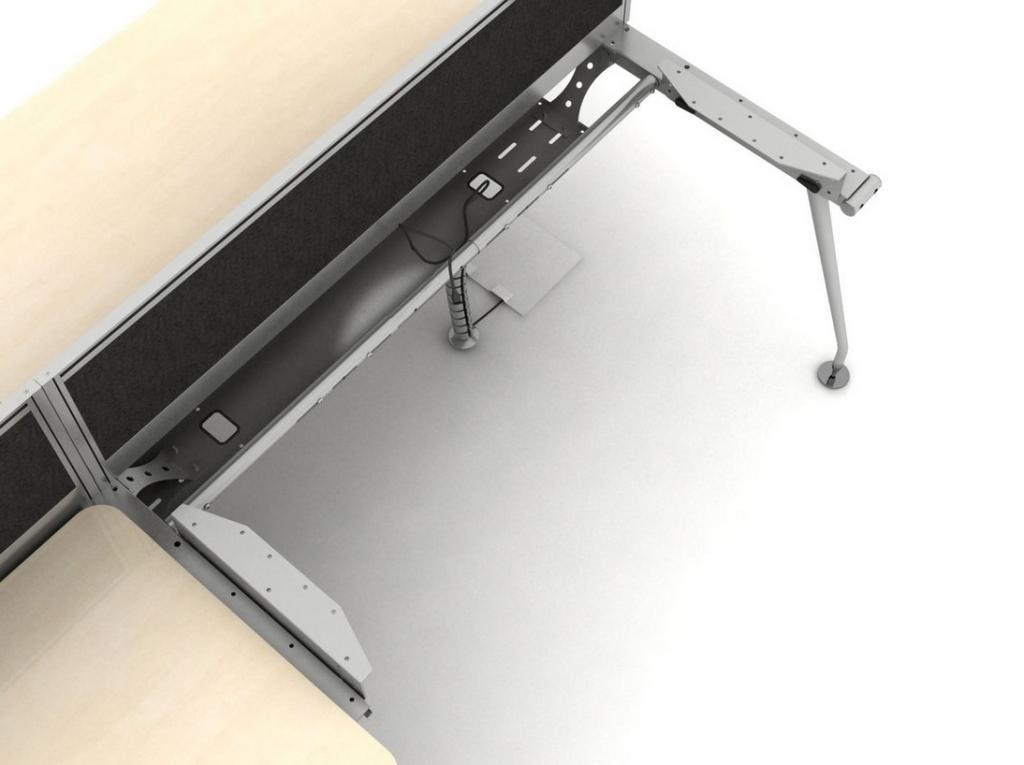 Height Adjustable Bench Desks