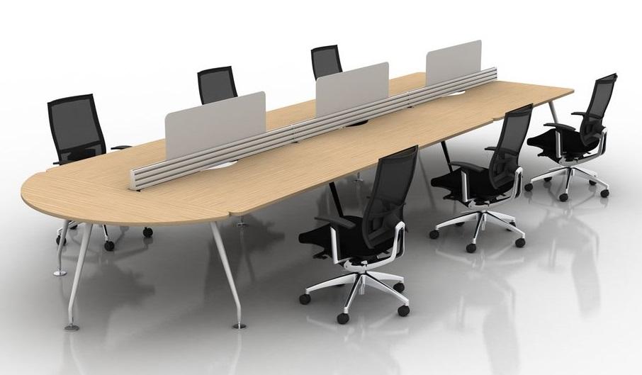 Height Adjule Bench Desk Genesys