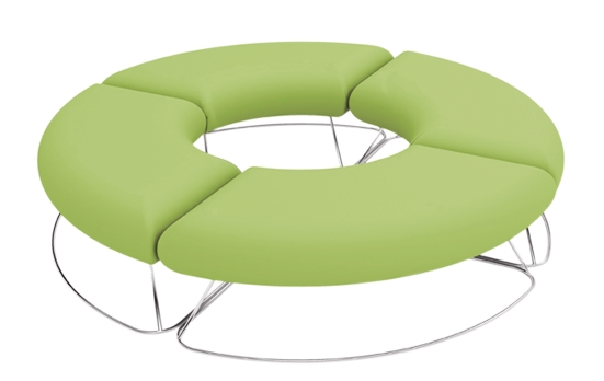 Hoop Soft Seating | Hoop Stool