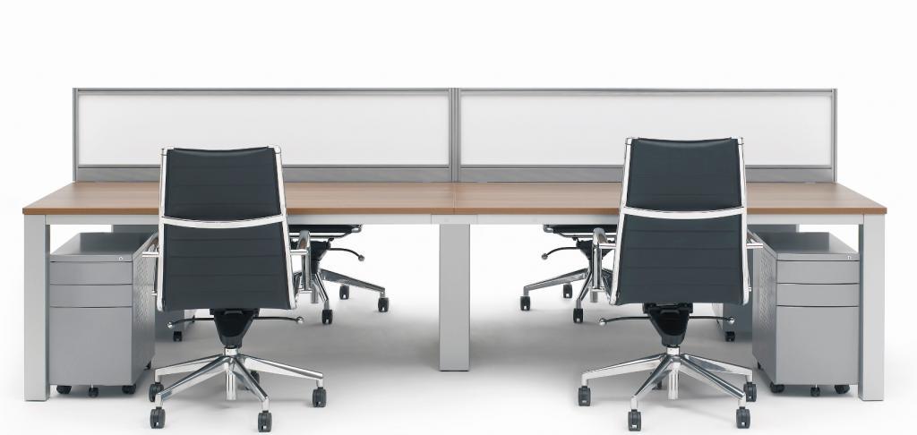 Infinity Hot Desk