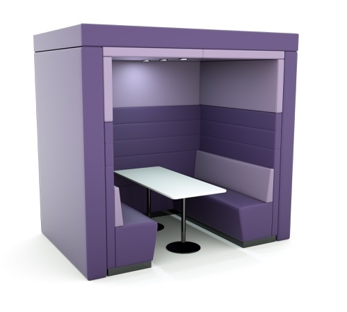 iSpace Collaboration Booths