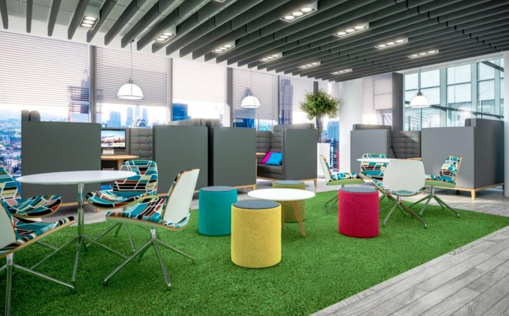 Jig Cave Soft Seating