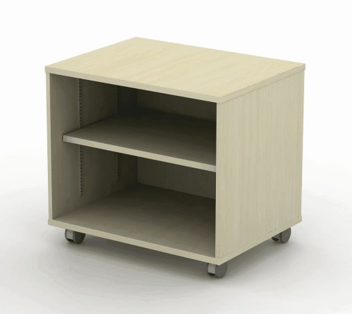Low Mobile Storage Unit | Low Mobile Cupboard