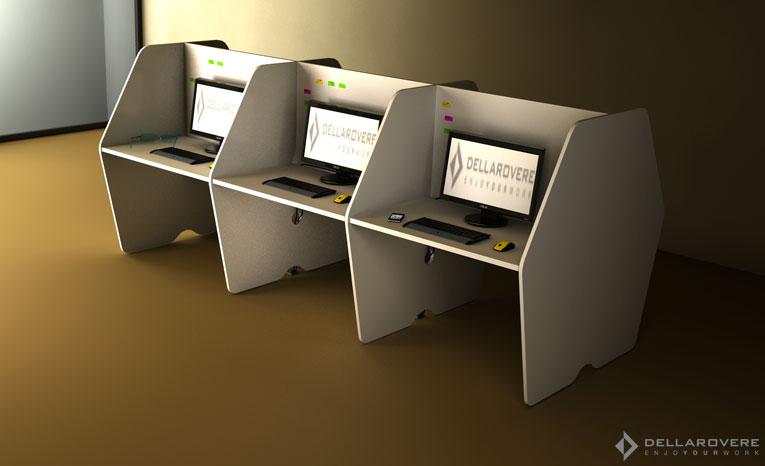 Mac Study Booths