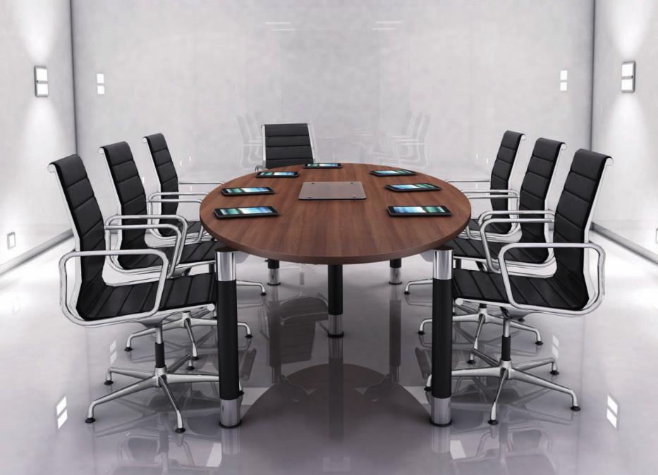 Meeting Tables Conference Tables Genesys Office Furniture - Gray conference table