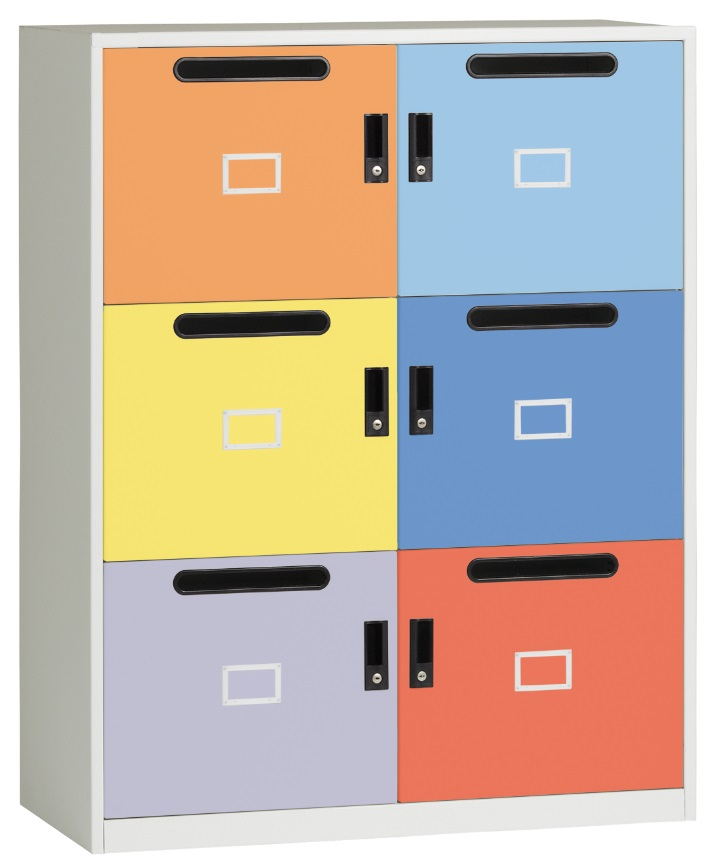 Metrix Hot Desk Lockers