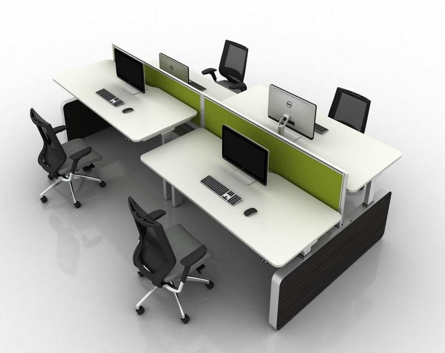 Move Height Adjustable Desks
