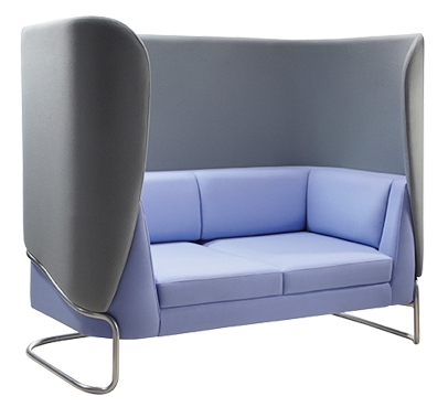 Nook High Back Soft Seating