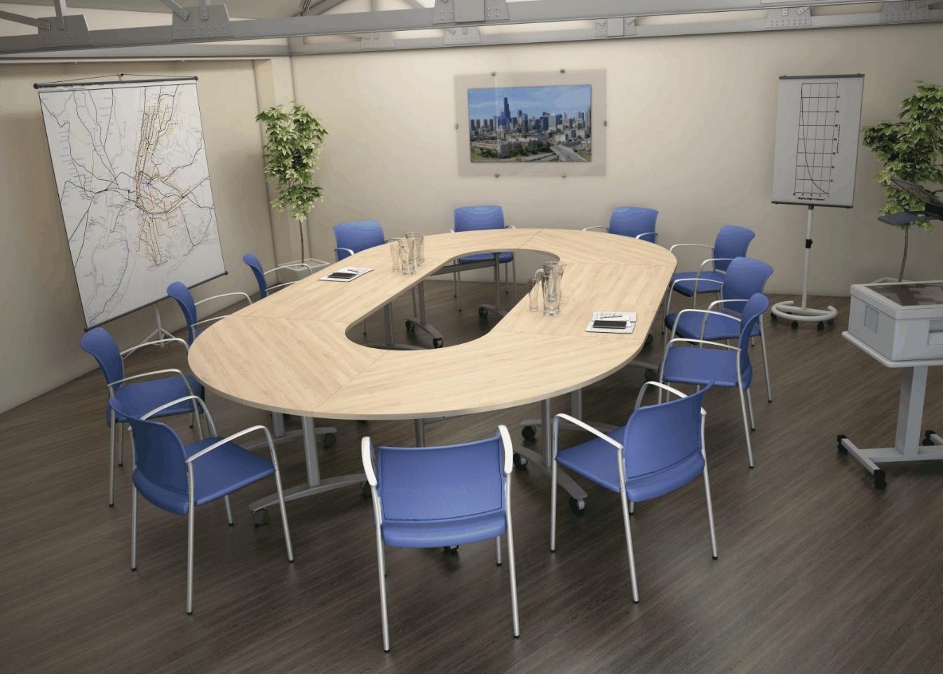 reunion folding leg tables : genesys office furniture