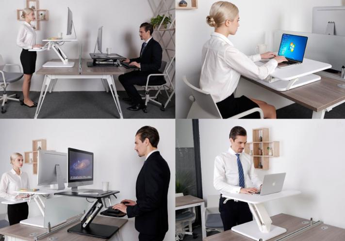 Sit Stand Desk Riser