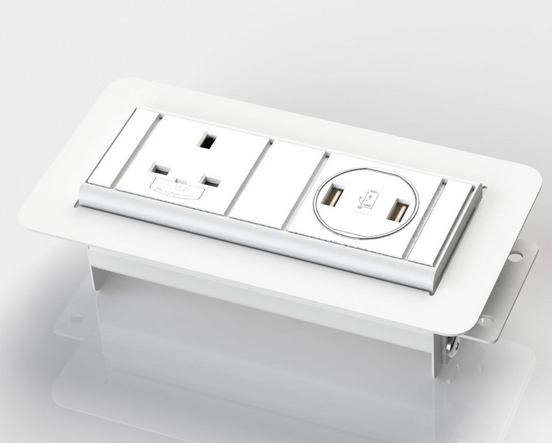 Surface Power Module : Genesys Office Furniture