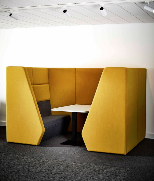 Take Up Booth : Genesys Office Furniture