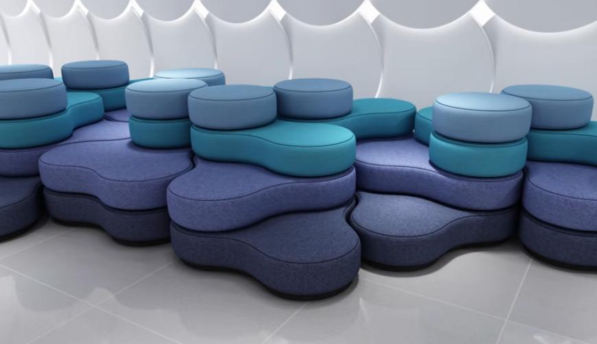 ... Modular Seating Furniture #10   Genesys Office Furniture ...